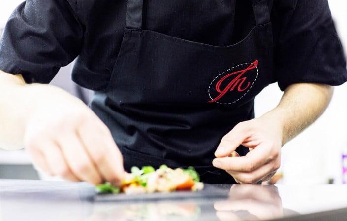 hire a chef