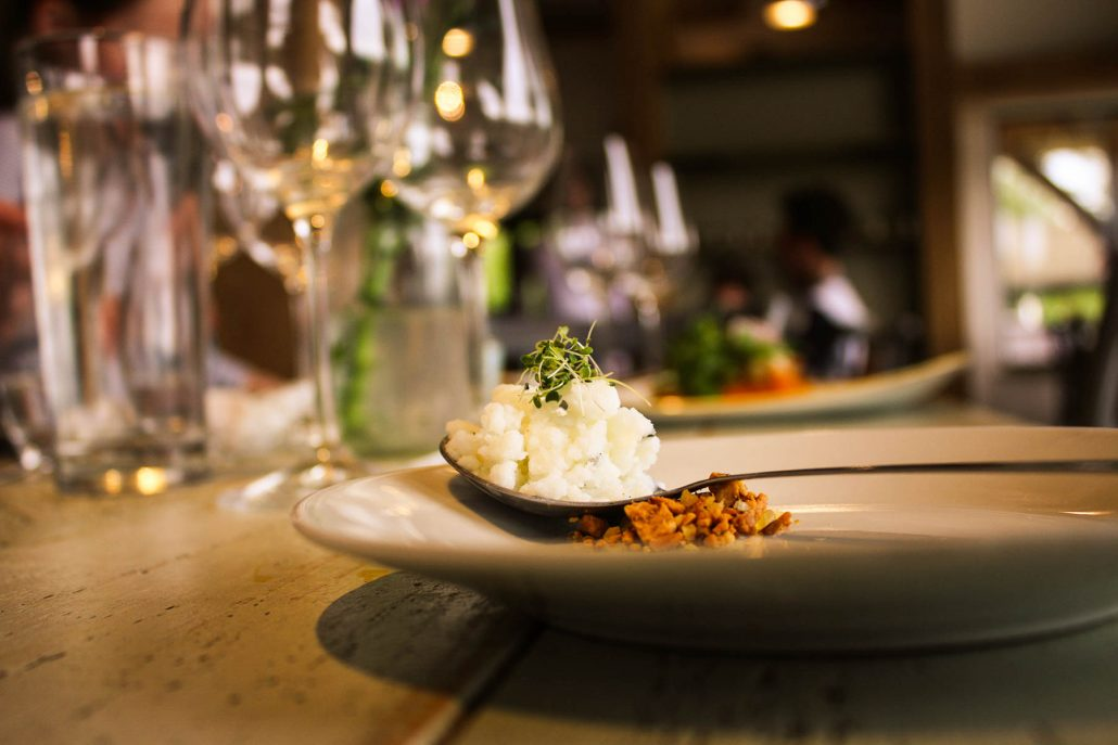 Private chef hire service for self catered properties