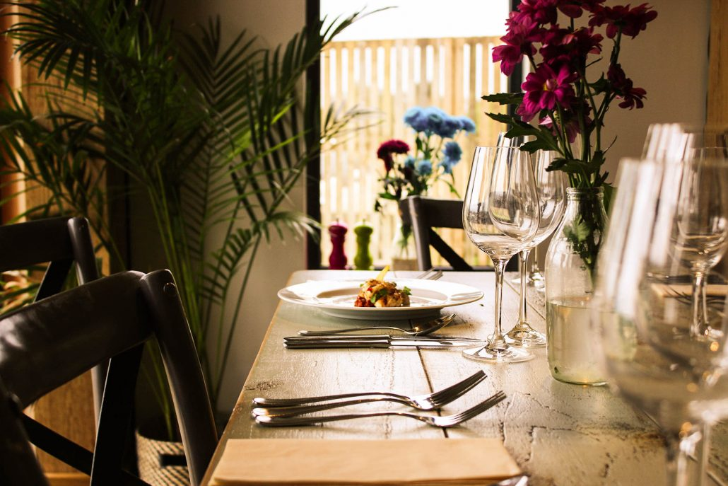 Bringing the Restaurant to You - Hire a Private Chef
