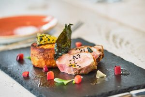private chef service managing your dietary requirements
