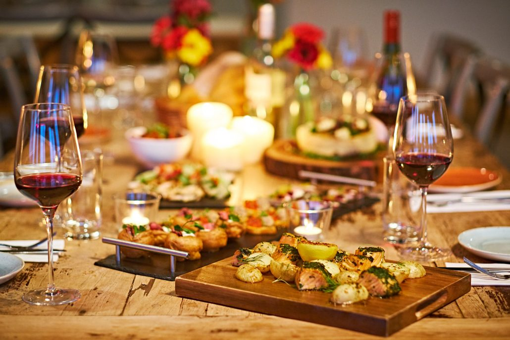 Private Chef Christmas Voucher