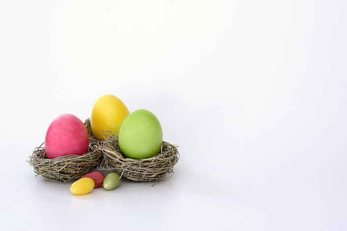 Check our our private chef's easter suggestions