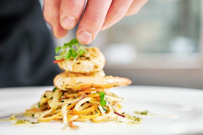 Premium 2 Starters - Dineindulge Private Chef Hire