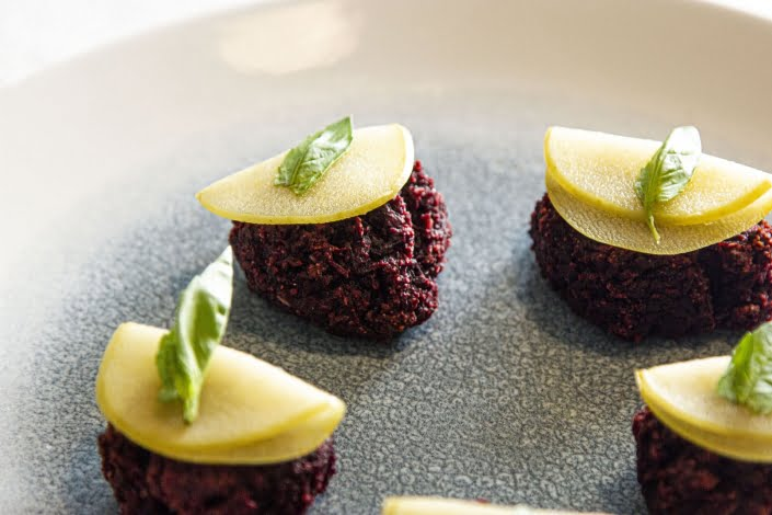 Vegan Amuse - Dineindulge Private Chef Hire