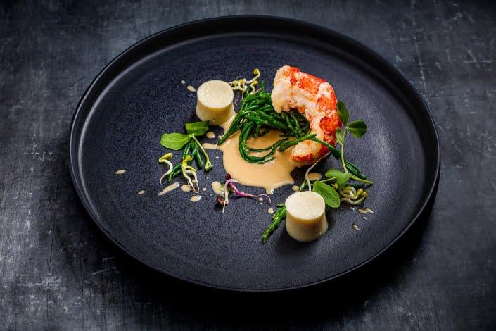 Deluxe Ten Fish Course - Private Chef Hire