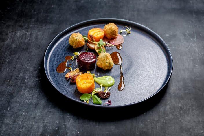 Deluxe Ten Vegetarian Main - Personal Chef Hire