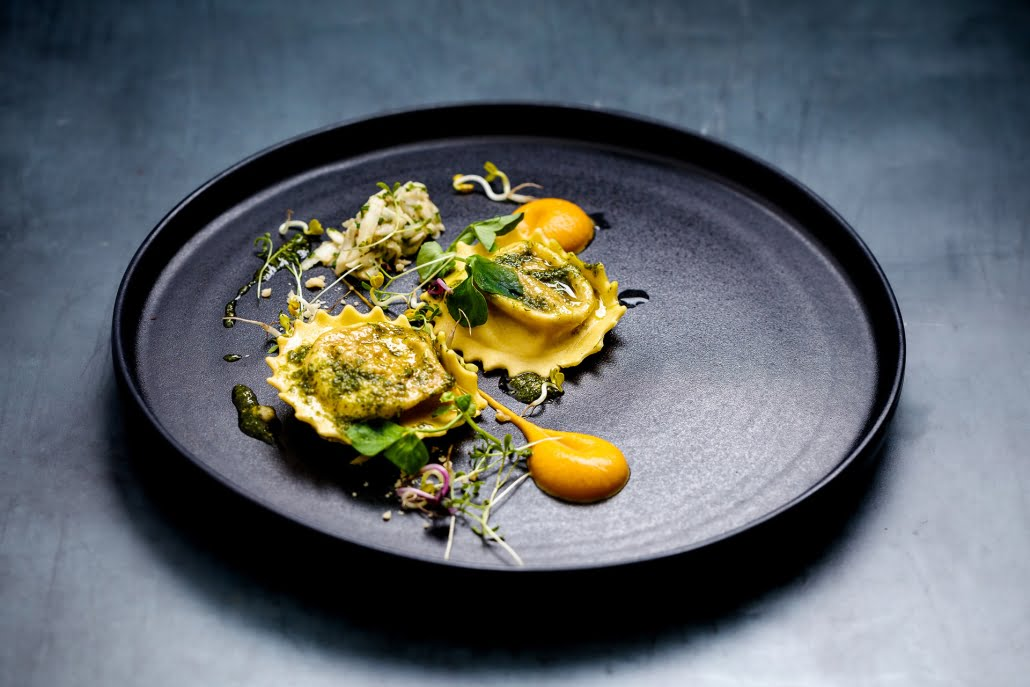Deluxe Ten Vegetarian Starter - Hire a Chef at Home